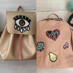 Mini Mochila, Bags For Teens, Teen Fashion, Burlap, Reusable Tote Bags, Backpacks, Diy, Outfits, Ideas