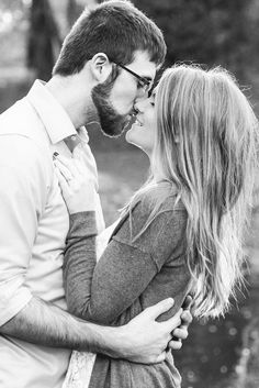 Laurenda Marie Photography | Couples | Engaged | winter | Lifestyle photography | couples pose | natural | golden hour | black and white | ilford