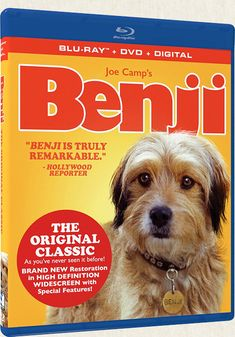The Original Benji Classic Fully Restored in a Gorgeous New High Definition Widescreen Release! - Joe Camp
