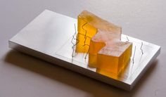 House in Llerena, Badajoz. Spain. Glycerine soap model and project by Fernando Carrasco, Architect.