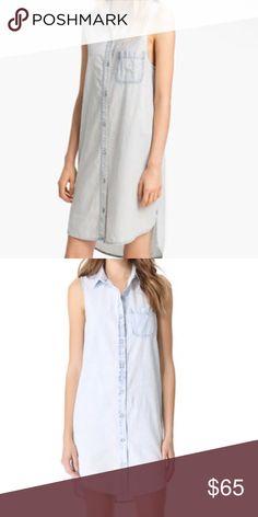 Rag and Bone denim dress Rag & Bone Jean dress, excellent condition. rag & bone Dresses