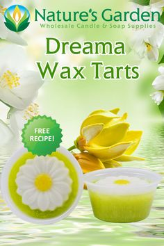 Free Wax Tarts Recipe by Natures Garden