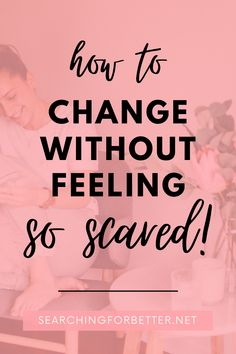 How To Change Your Life WITHOUT Feeling Overwhelmed! These simple ideas can help when you're figuring out how to change your life but you feel overwhelmed. It's hard to make changes in our lives when we feel overwhelmed by fear, anxiety, stress or feel like our goals are way too big! Learn how to change your life without feeling overwhelmed by it all! Self Development, Personal Development, Mental Health Illnesses, Postpartum Anxiety, How To Treat Anxiety, Social Anxiety, Mindful Living, Feeling Overwhelmed