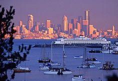 Always love Seattle