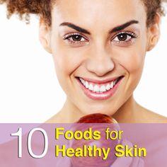 10-foods-for-beautiful-skin/