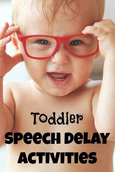 Looking for toddler speech delay activities to help your tot develop his speech and language skills? Check out a few of our favorite ideas!