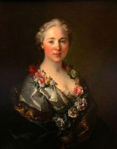 European Fashion, European Style, European Dress, Jean Antoine Watteau, Feminine Mystique, Jean Baptiste, Flower Fashion, Women's Fashion, Vintage Artwork