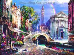 VEN0061 - Venice Painting for Sale