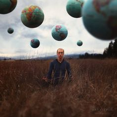 A World For Each Of Us by Boy_Wonder, via Flickr