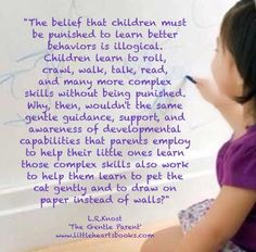'The Gentle Parent:Positive, Practical, Effective Discipline' www.littleheartsbooks.com