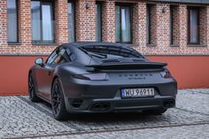 Porsche 911 Turbo S MKII