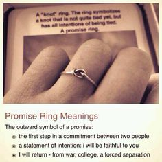 *** The best discounts on stunning jewelry at http://jewelrydealsnow.com/?a=jewelry_deals *** Perfect knot ring. Promise ring.