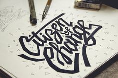 Inspiration: Type & Lettering Designs | From up North