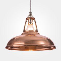 industrial lighting pendants. Coolicon Industrial Copper Pendant Light Lighting Pendants I