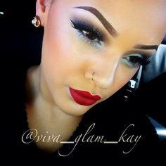 .@viva_glam_kay (Kay-Lani Ross) 's Instagram photos   Webstagram - the best Instagram viewer