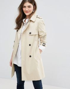 Buy it now. Jack Wills Trench Coat - Tan. Coat by Jack Wills, Soft-touch wool-mix fabric, Fully lined, Shoulder epaulettes, Button-down storm flaps, Double-breasted button closure, Removable belt tie, Functional pockets, Regular fit - true to size, Hand wash, 50% Viscose, 35% Wool, 15% Nylon, Our model wears a UK 8/EU 36/US 4 and is 173cm/5'8 tall. ABOUT JACK WILLS Jack Wills launched in 1999 in Salcombe, Devon, designing British heritage-inspired goods for the university crowd. Drawing a…