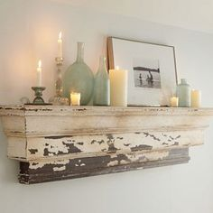 Decorative ledge