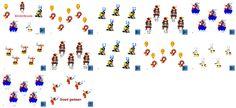 Digibordles Sinterklaas: Cijferherkenning 11 t/m 20    http://leermiddel.digischool.nl/po/leermiddel/12f36fc999128b35d49903d4c7d3e29c?s=2.38