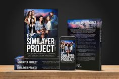 Rising Indies United: PRE-ORDER Today! The Similayer Project: Part one b...