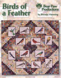 Birds of a Feather by Brenda Henning https://www.amazon.com/dp/096488786X/ref=cm_sw_r_pi_dp_x_sjd7xbBY2HEEK