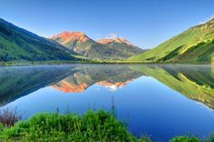 #CrystalLake, #Colorado is crystal clear