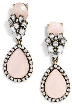 Blush & sparkle