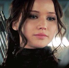 Katniss, leader of the rebellion