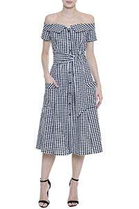 Vestido Xadrez Vichy Craft