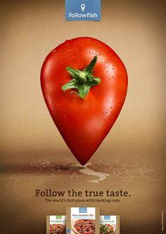 A nice concept AND design! followfish: Tomato