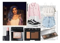 """""""#170"""" by nataliekate2003 ❤ liked on Polyvore featuring Oris, H&M, Hollister Co., Nobody Denim, Vans, NARS Cosmetics, Bobbi Brown Cosmetics and Urban Decay"""