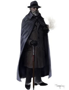 horror character art - Google Search