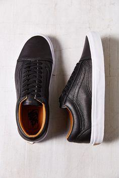 Vans Premium Leather Old Skool Women's Low-Top Sneaker - Urban Outfitters