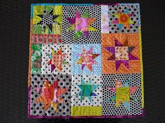 Blue Mountain Daisy: My Quilts!