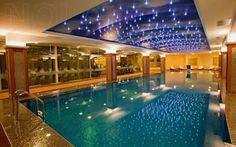 Best swimming pools & spas designs: Indoor water pool & spa, Bulgaria
