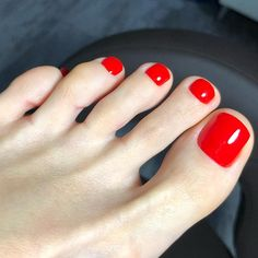 [New] The 10 Best Nail Ideas Today (with Pictures) - Pedicure Colors, Manicure And Pedicure, Finger, Beautiful Toes, Nail Bar, Perfect Nails, Shellac, Toe Nails, Beauty Nails