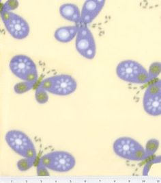 Decorate baby's room with nursery fabric prints for bedding, clothing or decor. Our nursery fabric is available in a variety of cute patterns & styles to match your theme. Nursery Fabric, Baby Fabric, Online Craft Store, Craft Stores, Butterfly Baby Shower, Joann Fabrics, Purple Yellow, Fabric Material, Fabric Crafts