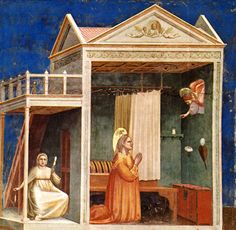 Giotto-Annunciation to St Anne