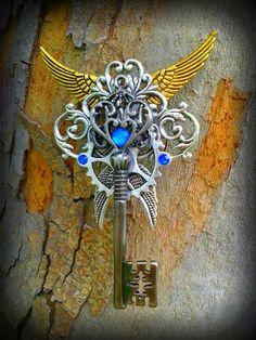 fantacy art keys | The Royal Order Fantasy Key by Starl33na on deviantART