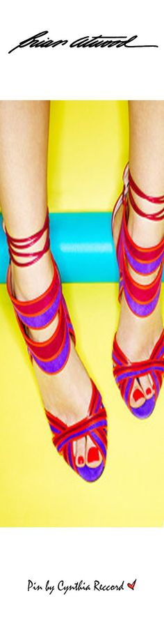 Brian Atwood Lookbook | SS 2016 Collection | cynthia reccord #brianatwood2016