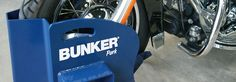 BUNKER: Motorcycle & Scooter PARKING SECURITY LOCK