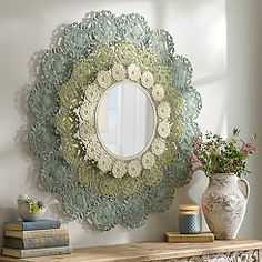 Distressed Cream Sadie Arch Mirror Arch Mirror Arch And