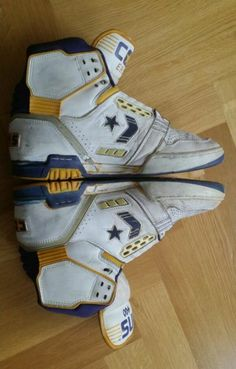 original owner 1988 converse cons erx 400 unbelievable magic johnson size 11 5 tenis. Black Bedroom Furniture Sets. Home Design Ideas