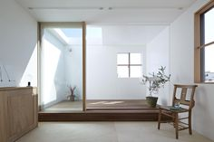 House in Itami. Location: Kobe, Japan; firm: Tato Architects; year: 2012
