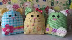 Sewing Projects Stuffed Animals Babies Clothes New Ideas Cat Crafts, Diy Crafts To Sell, Sewing Crafts, Sewing Projects, Crafts For Kids, Sewing Kits, Sewing To Sell, Sewing For Kids, Baby Sewing