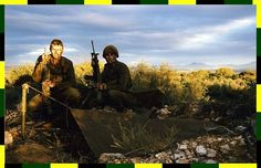 Om 'n bivvy dak oor jou 'foxhole' te gooi. Defence Force, Bushcraft, South Africa, African, War, Country, Couple Photos, Southern, Travel