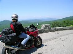 4 bucket list motorcycle rides in the east blue ridge parkway motorcyclist
