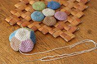 12枚はぎボール_かぎ針編み