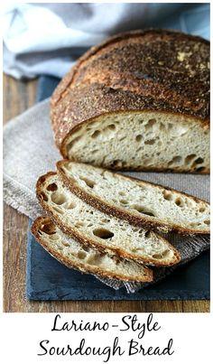 Lariano-Style Bread | Pane di Lariano
