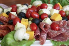 This is the original Italian appetizer