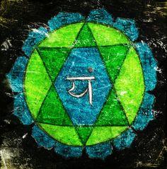 Anahata, Anahata-puri or padma-sundara Art Print